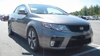 2010 Kia Forte Koup SX Start Up, Engine, and In Depth Tour/Review