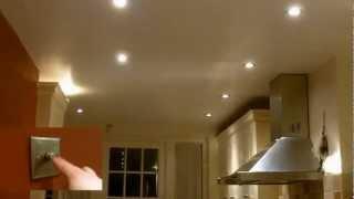 видео Диммер для светодиодных ламп - что это такое и как подключить?
