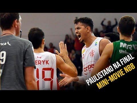 Paulistano 80 x 77 Bauru - CAP na Final!
