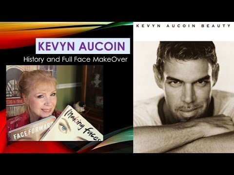 KEVYN AUCOIN History DOCUTORIAL & Make Over