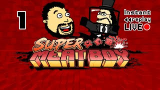 IRL - Super Meat Boy Ep1 - How I Got These Scars