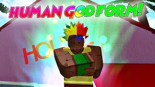 We Have Become A Human God! | Dragon Ball Z Final Stand | Roblox | iBeMaine