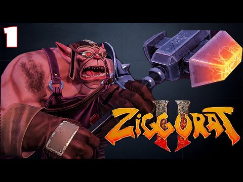 Fast-Paced First Person Shooting...Old-School Vibes | Ziggurat 2 | Part 1 |