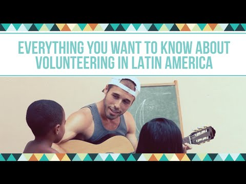 Volunteering In South America & Central America: Everything You Want To Know | IVHQ Webinar