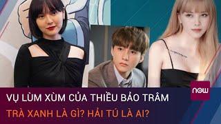 Lùm xùm Thiều Bảo Trâm và Sơn Tùng M-TP: Trà xanh là gì? Hải Tú là ai?   VTC Now