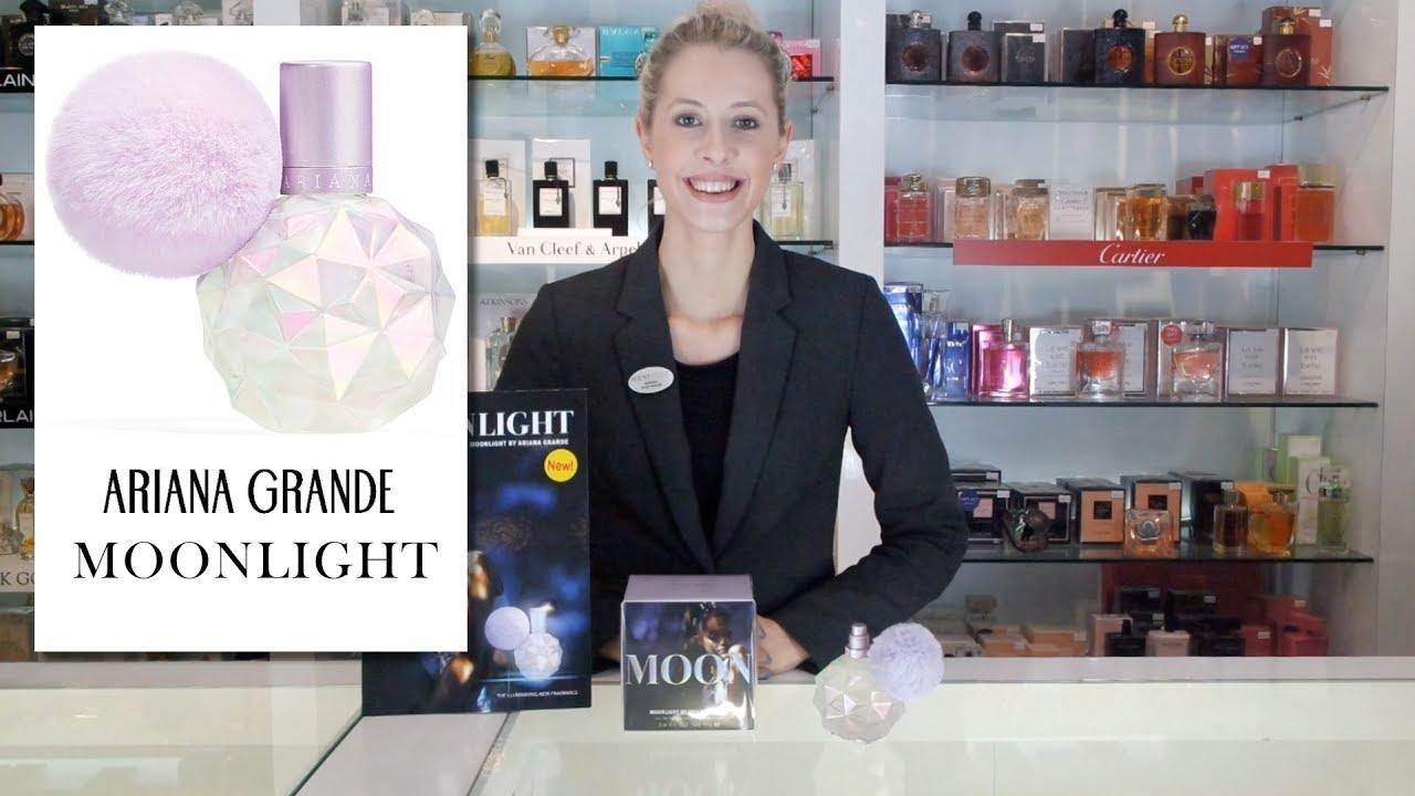 Ariana Grande Moonlight Perfume Review Youtube