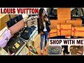 COME TO LOUIS VUITTON WITH ME | SHOPPING 🛍 💼  VLOG | CHARIS ❤️