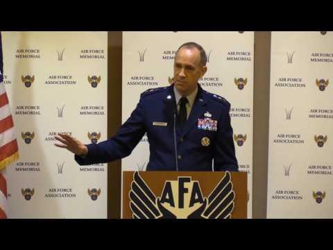 Air Force Breakfast Series - Lt Gen John B. Cooper