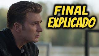 Avengers Endgame Final Explicado,Analisis & Futuro del MCU (SPOILERS) thumbnail