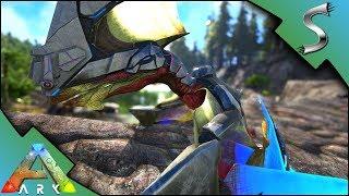 ARK TEK TAPEJARA SADDLE! NEW SPINO ROAR & TEK ATV IN THE GAME! PATCH 259 - Ark: Survival Evolved