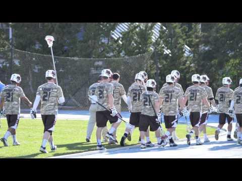 Brown University Mens Lacrosse 2013