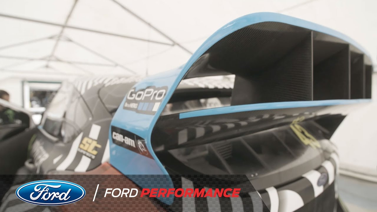 Designed for Performance: The Wing | Focus RS RX | Ford Performance - YouTube