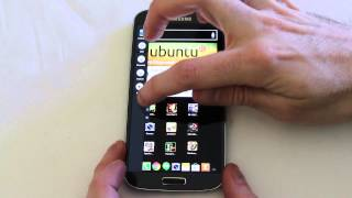 TSF Shell on Samsung Galaxy S4 the ultimate Android launcher