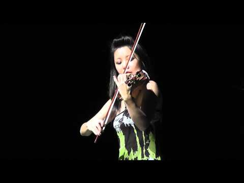 Little Miss.Violin -- Yi-Jia Susanne Hou