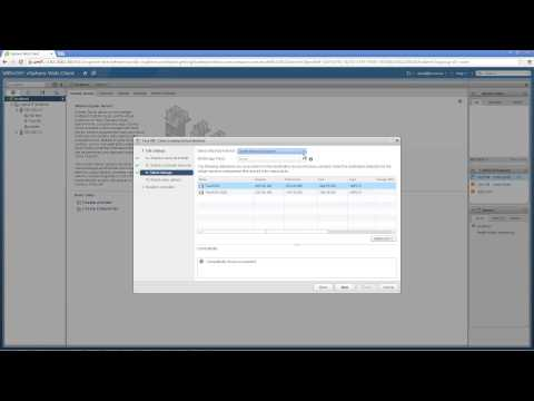 How To Clone a Virtual Machine Using VMware's vCenter 5.5 Web Client