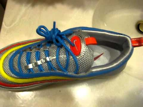 Nike air Max 97 2006 AN Finish Line 25th Anniversary Exclusive Color way -  YouTube 95de143c8b38
