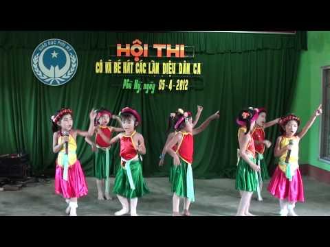 Huỳnh Khánh Dũng - Cô và bé hát dân ca