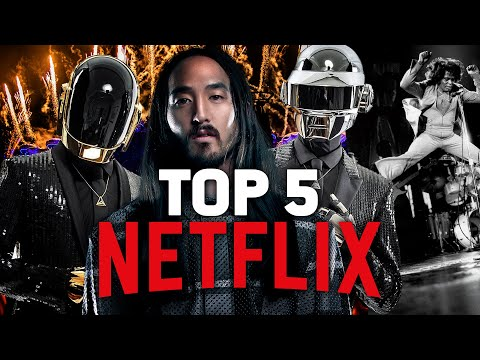 Top 5 Must Watch Music Documentaries On Netflix In 2019