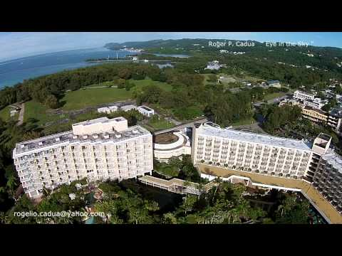 """ Hyatt Regency SAIPAN "" , Northern Mariana Islands , U.S.A. - -  By: ROGER"