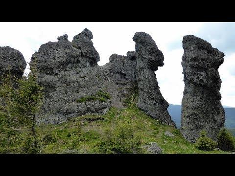 Rezervația 12 APOSTOLI - 12 APOSTLES Nature Reserve (Calimani Mountains, Romania)