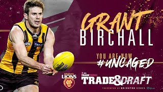 Grant Birchall Is #uncaged