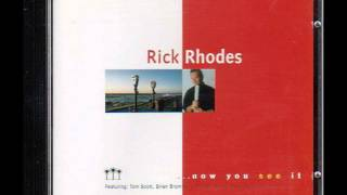 "Rick Rhodes - ""Now you see it"""