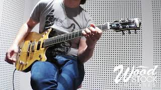 EXPRESS TEST : Gretsch G6131-MY Malcolm Young Signature Jet @ Wood Stock Guitares