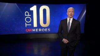 Top 10 CNN Heroes revealed
