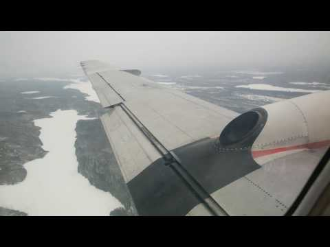 Bearskin Airlines SA227-DC Metro 23  C-GJVH landing Sioux Lookout