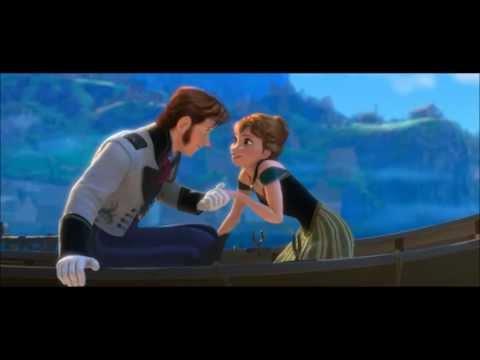 Frozen - Umět mít rád (Ledové Království - Music Soundtrack)