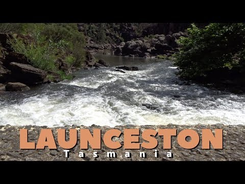 LAUNCESTON | TravelingTwo Tasmania | CATARACT GORGE | Study Abroad Australia