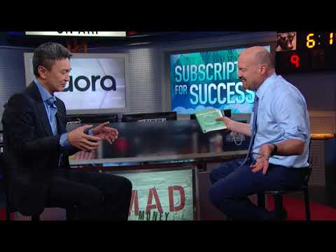 Zuora CEO: Subscription for Success? | Mad Money