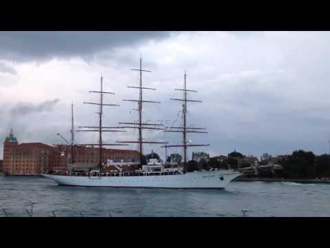 SEA CLOUD adventure cruise aboard sailig yacht venice 03/10/2016