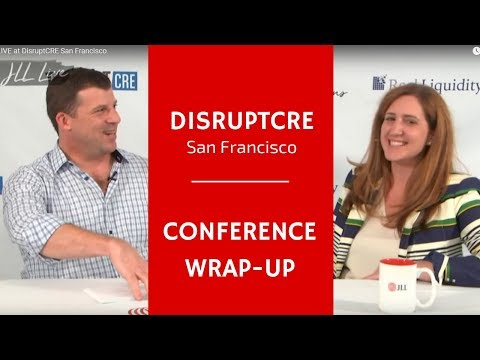 DisruptCRE SF 2017 - Interview with Diane Vrkic