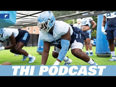 THI Podcast: 3 Things About UNC's Defense Midway Through The Preseason