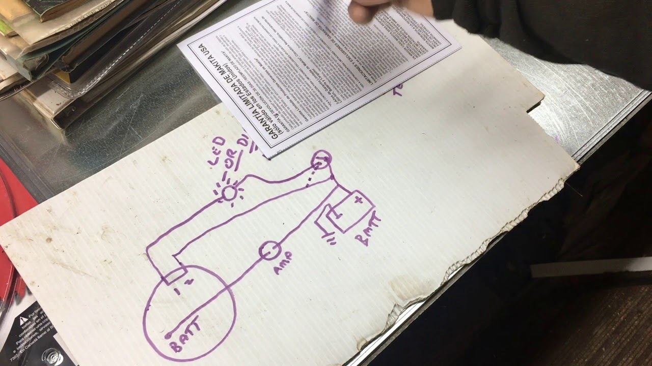 Exciting A Delco 3 Wire Alternator