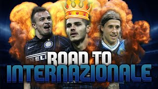 Road To Inter #9 | Nooit