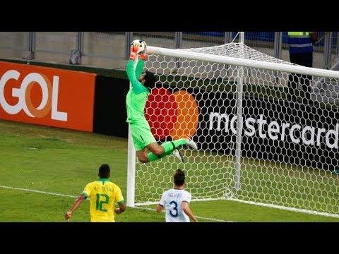Las MEJORES ATAJADAS de la Copa América 2019