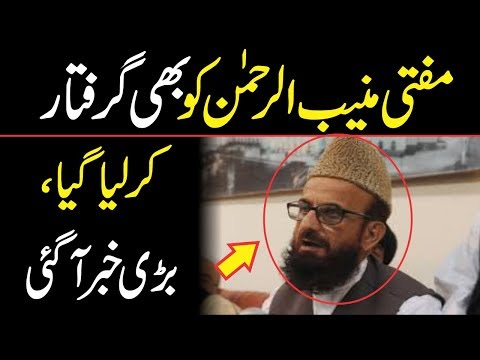 Bad News for Mufti Muneeb ur Rehman Form PM Imran Govt