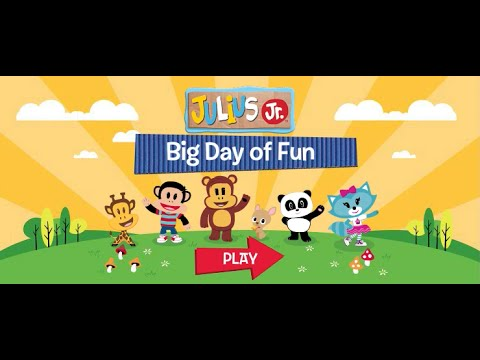 Julius Jr.: Big Day of Fun  Full Gameplay