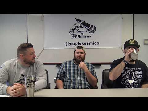 suplexes&microphones Episode 14 - Mr. Sleaze