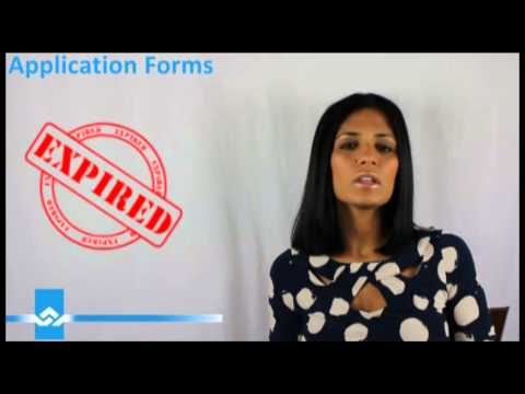 Canadian Immigration Application Forms