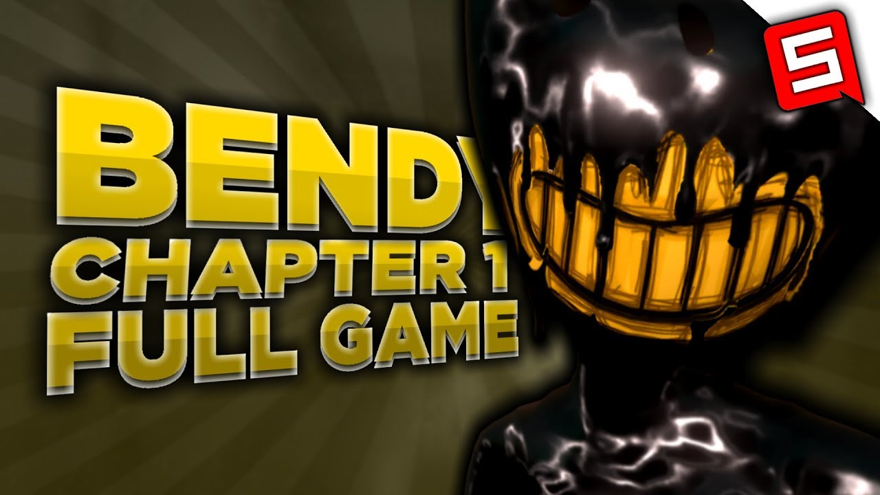 Bendy And The Ink Machine game play online for free