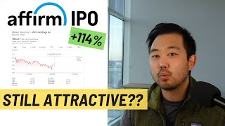 Affirm IPO. Is AFRM Stock Still Attractive?