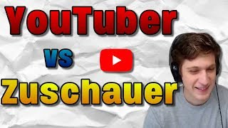 Youtuber vs Zuschauer! gegen Abge