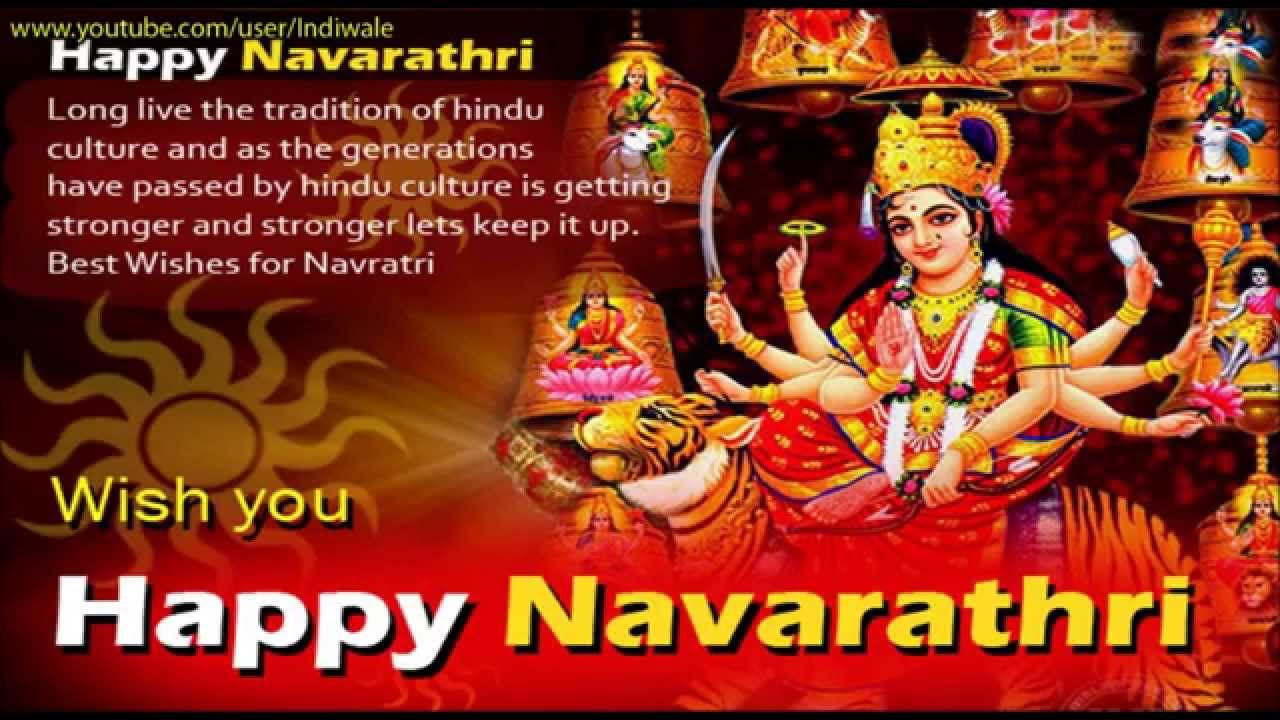 Happy navratri 2015 latest music video whatsapp message wishes happy navratri 2015 latest music video whatsapp message wishes greetings kristyandbryce Choice Image