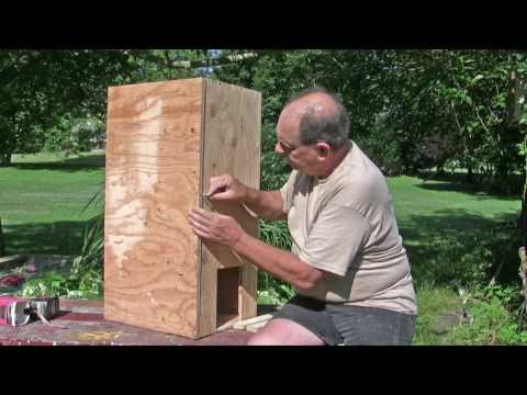How to Build a Heater Drying or Dryer Box Dehydrator Dehumidifier for Plaster Castings (2 of 2)