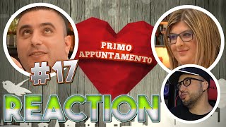 ESKEREE & LATIN LOVER - PRIMO APPUNTAMENTO *REACTION* Episodio 17