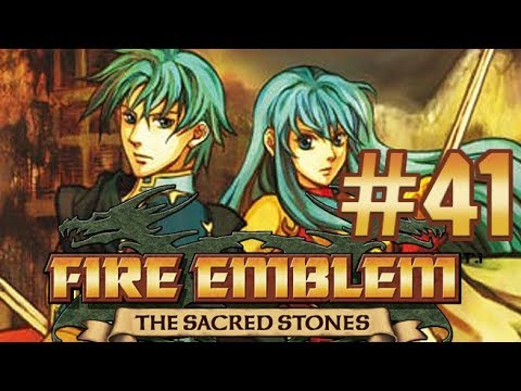Fire Emblem: The Sacred Stones (Esp) -Parte 41- ¡Vamos con Duessel! [Con Mr. Onion de invitado]