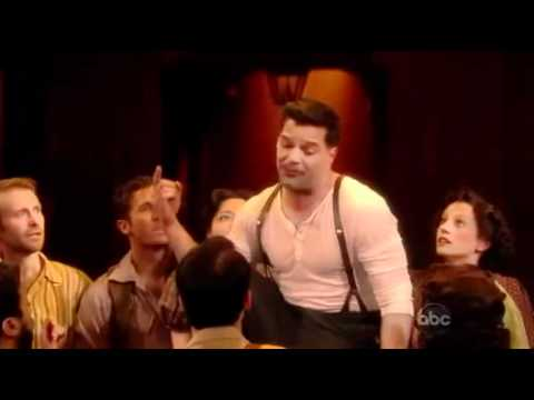 And the Money Kept Rolling In - Ricky Martin & Elena Roger (Evita on Broadway)